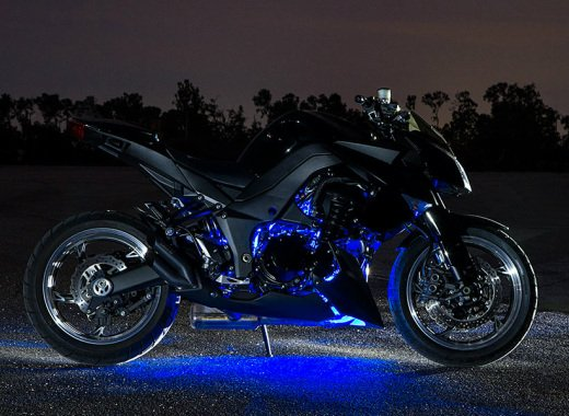 Motorcycle Led Light Kits Mysportbikemods