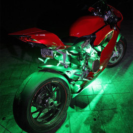 Motorcycle LED Light Kits
