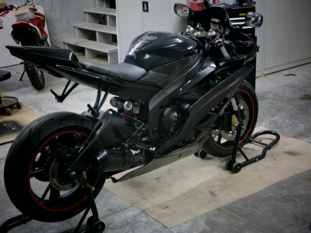 Yamaha R6 New Fairings